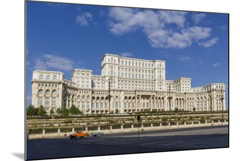 Palace of Parliament-Rolf Richardson-Mounted Photographic Print