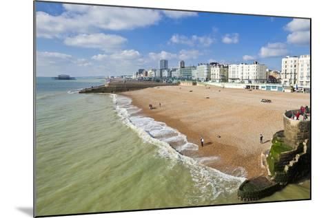 The Seafront-Neale Clark-Mounted Photographic Print