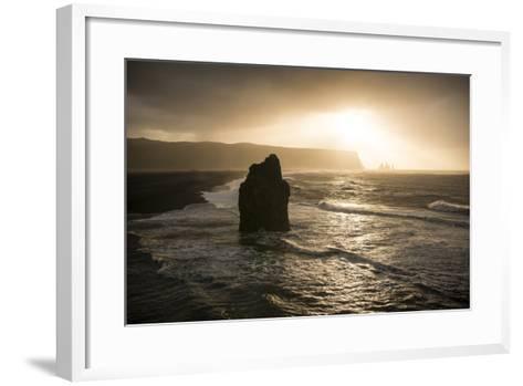 Dyrholaey, Iceland, Polar Regions-Ben Pipe-Framed Art Print