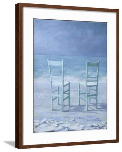 Deux (Two)-Jeremy Annett-Framed Art Print