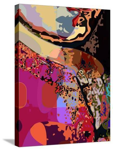 Mozart 3-Scott J. Davis-Stretched Canvas Print
