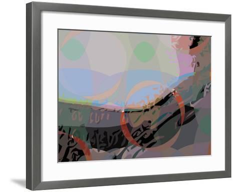 Mona 9-Scott J. Davis-Framed Art Print