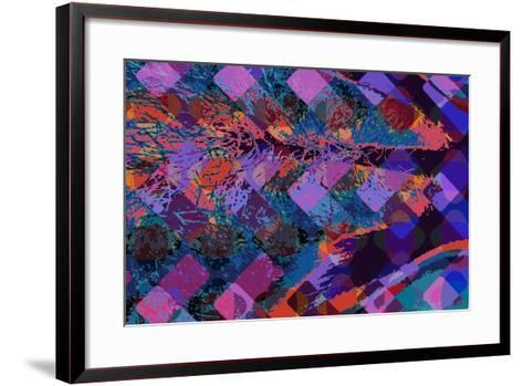 Feather-Scott J. Davis-Framed Art Print