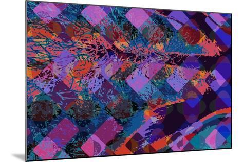 Feather-Scott J. Davis-Mounted Giclee Print