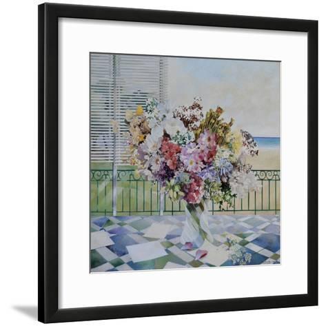 Bouquet-Jeremy Annett-Framed Art Print
