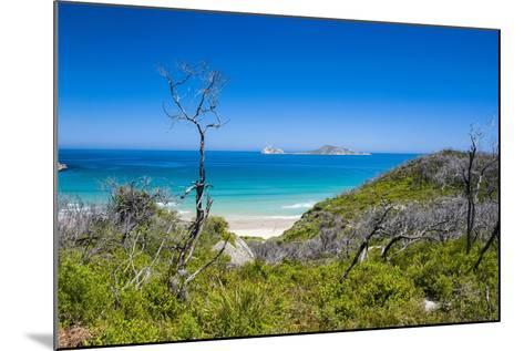 View over Wilsons Promontory National Park, Victoria, Australia, Pacific-Michael Runkel-Mounted Photographic Print