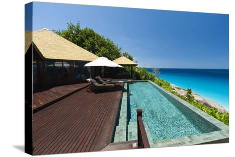 Fregate Island Resort, Seychelles, Indian Ocean, Africa-Sergio Pitamitz-Stretched Canvas Print