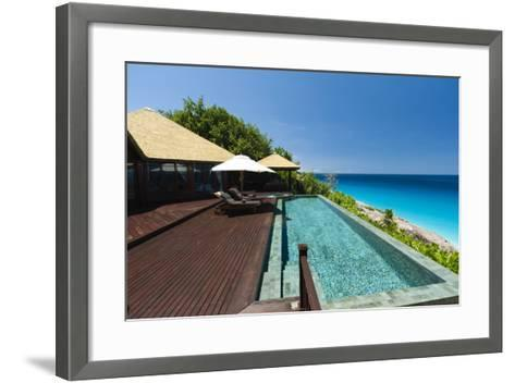 Fregate Island Resort, Seychelles, Indian Ocean, Africa-Sergio Pitamitz-Framed Art Print