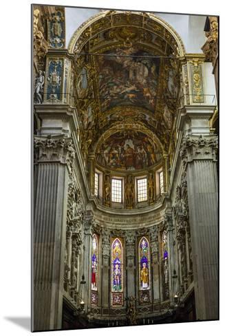 San Lorenzo Cathedral, Genoa, Liguria, Italy, Europe-Yadid Levy-Mounted Photographic Print