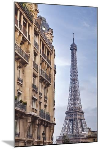 The Eiffel Tower in Paris, France, Europe-Julian Elliott-Mounted Photographic Print