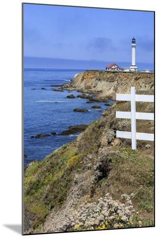Point Arena Lighthouse, California, United States of America, North America-Richard Cummins-Mounted Photographic Print