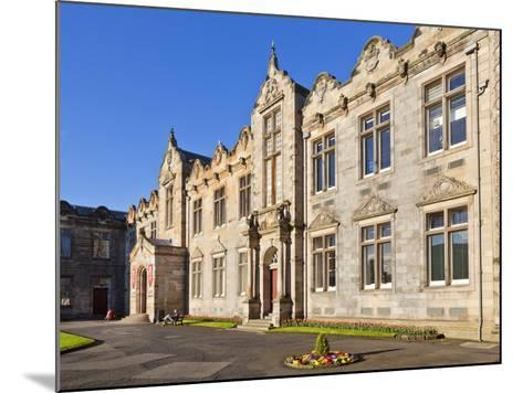 St. Salvator's Hall College Entrance-Neale Clark-Mounted Photographic Print
