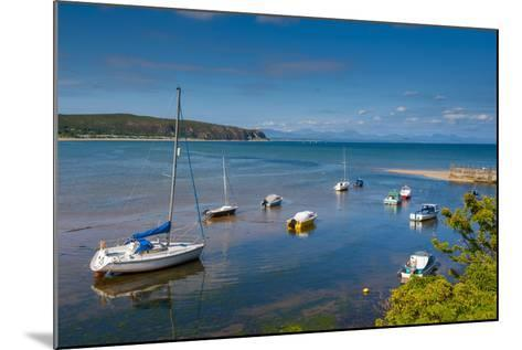 Abersoch, Llyn Peninsula, Gwynedd, Wales, United Kingdom, Europe-Alan Copson-Mounted Photographic Print