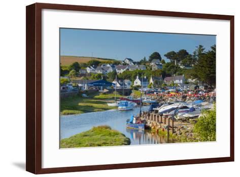 Abersoch, Llyn Peninsula, Gwynedd, Wales, United Kingdom, Europe-Alan Copson-Framed Art Print