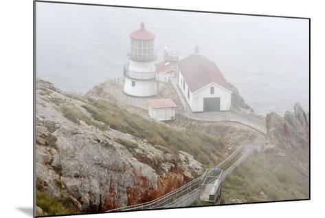Point Reyes Lighthouse-Richard Cummins-Mounted Photographic Print