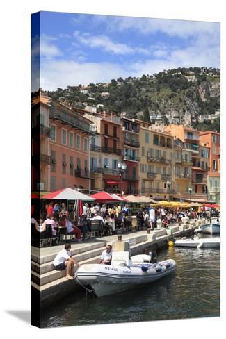 Villefranche Sur Mer-Wendy Connett-Stretched Canvas Print
