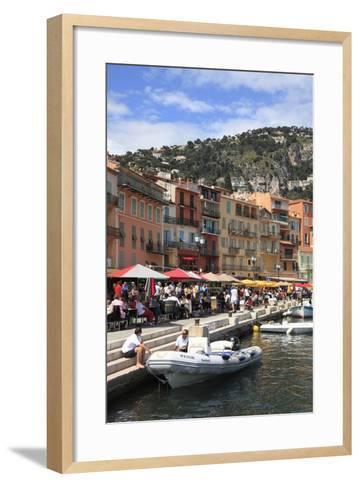 Villefranche Sur Mer-Wendy Connett-Framed Art Print