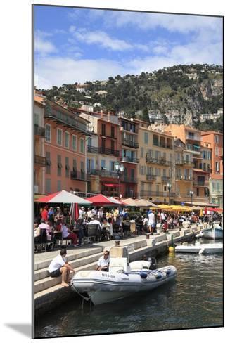 Villefranche Sur Mer-Wendy Connett-Mounted Photographic Print