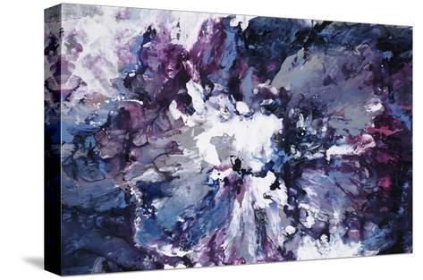 Violet Waters Seduction-Sydney Edmunds-Stretched Canvas Print