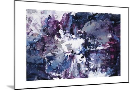 Violet Waters Seduction-Sydney Edmunds-Mounted Giclee Print
