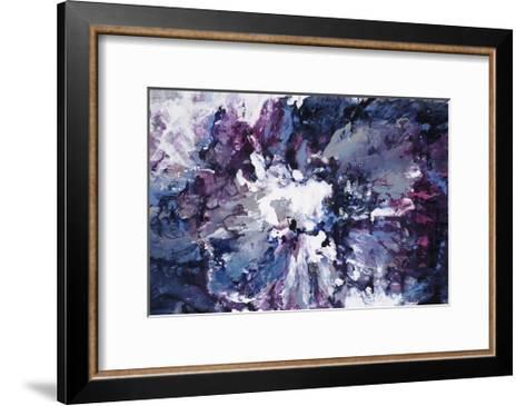 Violet Waters Seduction-Sydney Edmunds-Framed Art Print