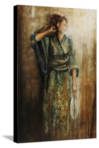 American Geisha-Farrell Douglass-Stretched Canvas Print