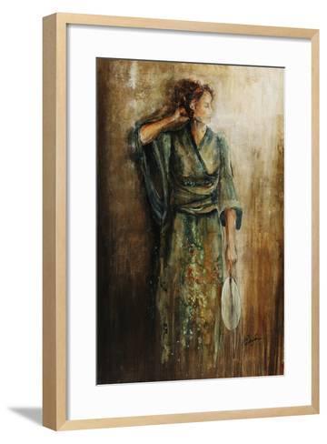 American Geisha-Farrell Douglass-Framed Art Print
