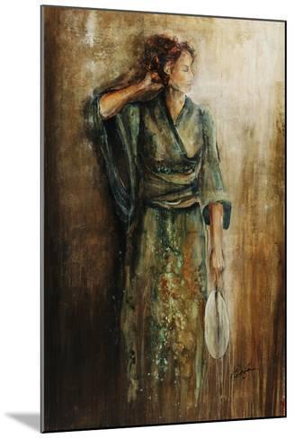American Geisha-Farrell Douglass-Mounted Giclee Print