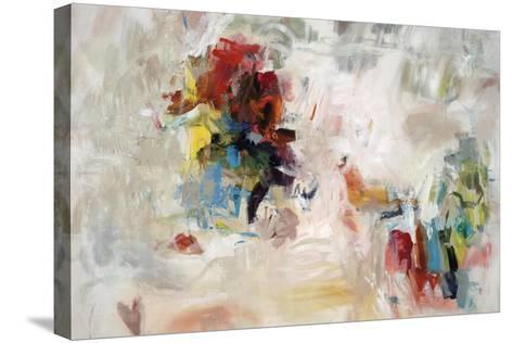 Snow Bunny-Jodi Maas-Stretched Canvas Print