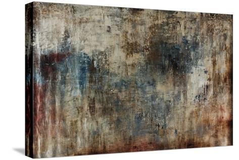 Aqua Wall-Alexys Henry-Stretched Canvas Print