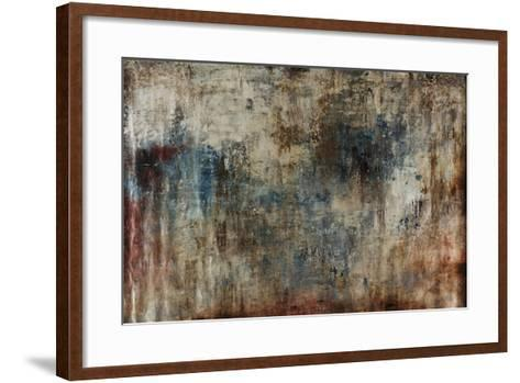 Aqua Wall-Alexys Henry-Framed Art Print