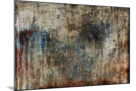 Aqua Wall-Alexys Henry-Mounted Giclee Print