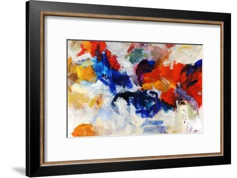 Rainbow Beginnings-Jodi Maas-Framed Art Print