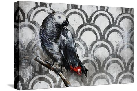 Two of a Feather II-Sydney Edmunds-Stretched Canvas Print
