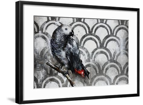 Two of a Feather II-Sydney Edmunds-Framed Art Print