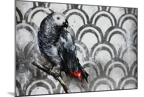 Two of a Feather II-Sydney Edmunds-Mounted Giclee Print