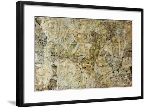 Places We Will Go-Tyson Estes-Framed Art Print