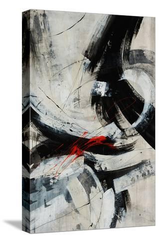 Uptempo II-Farrell Douglass-Stretched Canvas Print