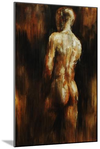 Male Nude I-Sydney Edmunds-Mounted Giclee Print