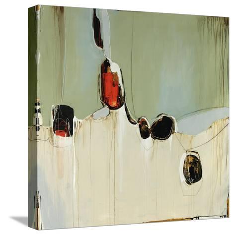 Wide Eyed-Sydney Edmunds-Stretched Canvas Print
