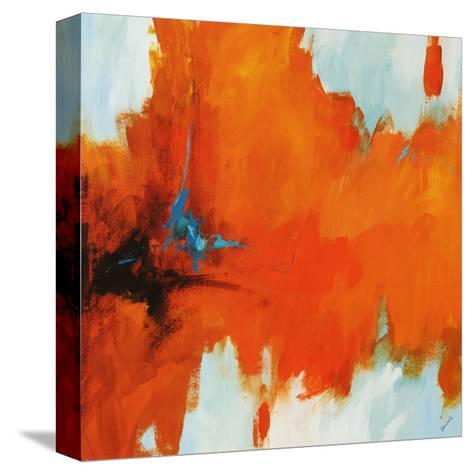 Red Tail III-Sydney Edmunds-Stretched Canvas Print