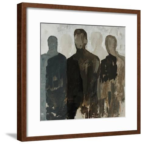 Starting to Materialize-Clayton Rabo-Framed Art Print