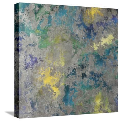 Ocean Silk I-Jodi Maas-Stretched Canvas Print