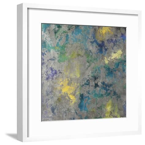 Ocean Silk I-Jodi Maas-Framed Art Print