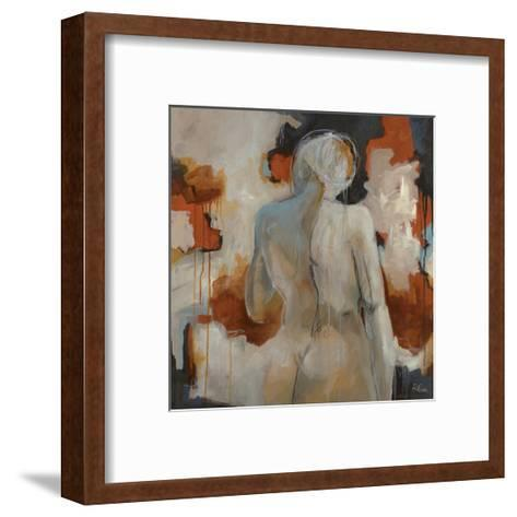 Forget Me Not I-Rikki Drotar-Framed Art Print