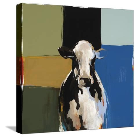 Herd That II-Sydney Edmunds-Stretched Canvas Print