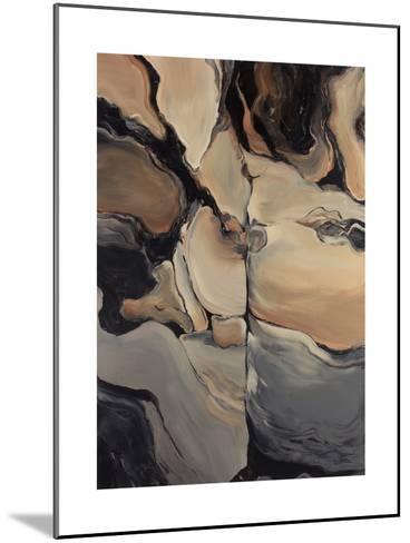 Sediment-Sydney Edmunds-Mounted Giclee Print