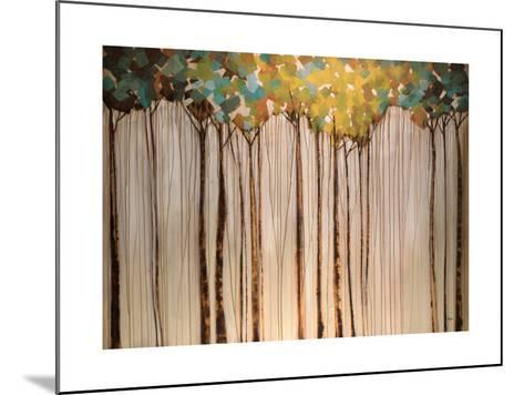 Light in the Leaves-Kari Taylor-Mounted Giclee Print