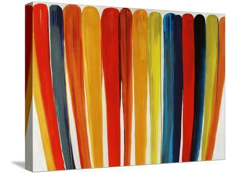 Popsicle-Sydney Edmunds-Stretched Canvas Print
