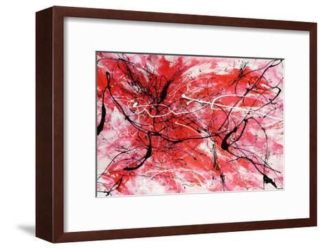Free Style-Farrell Douglass-Framed Art Print